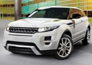 Sport version of Range Rover Evoque in Works Wallpapers Download
