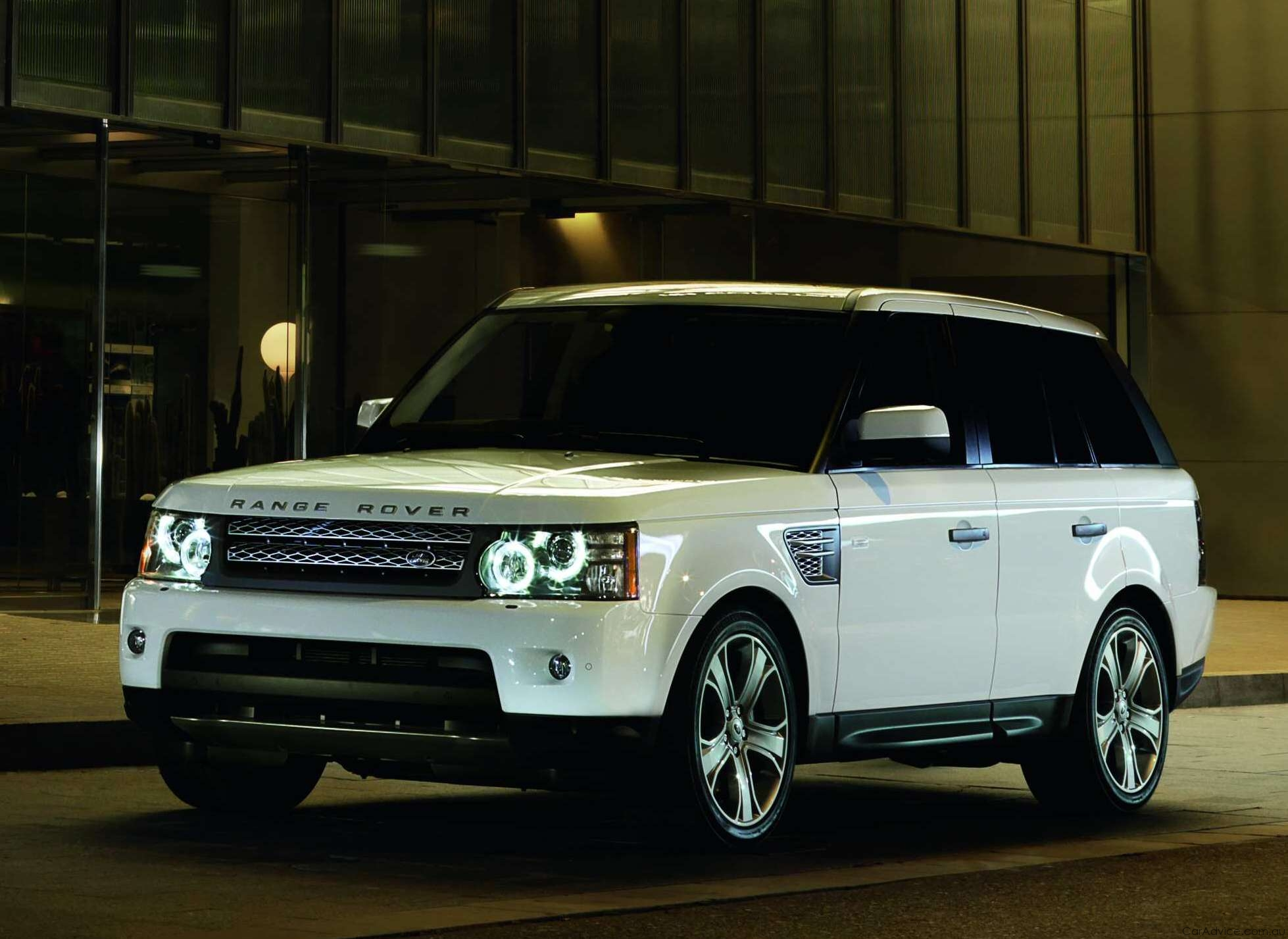 Range Rover Sport Parts Outlook RRS Accessories & Spares Wallpapers HD