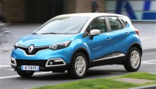 Beneath its bodywork the Renault Captur is basically a Clio Wallpaper Backgrounds