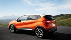 The Renault Captur rear three quarters will be manufactured Valladolid High Resolution Image Wallpapers Desktop Download