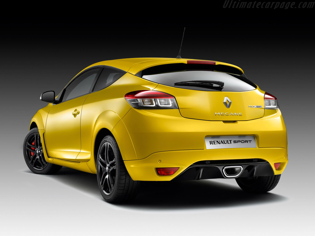 Renault Megane Coupe R.S. 250 High Resolution Image Download