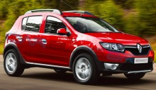 Novo Renault Sandero Stepway Wallpapers HD
