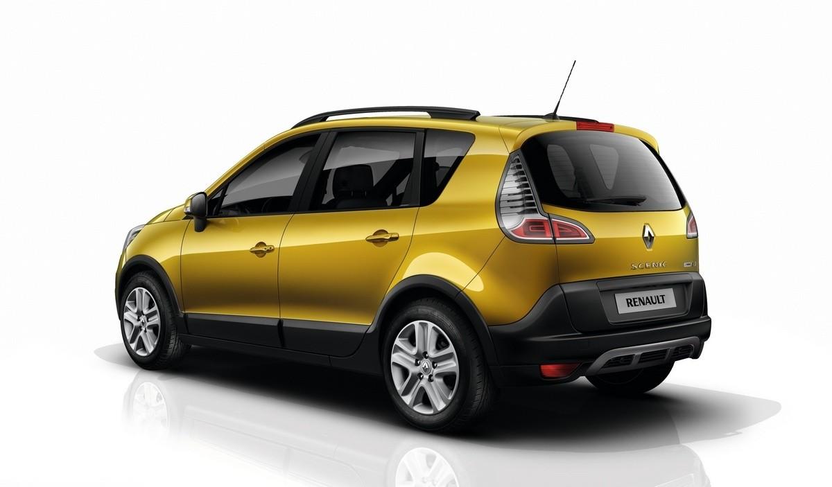 Renault Scenic XMOD photos Desktop Backgrounds