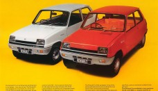 Renault 5 brochure High Resolution Free Download Image Of