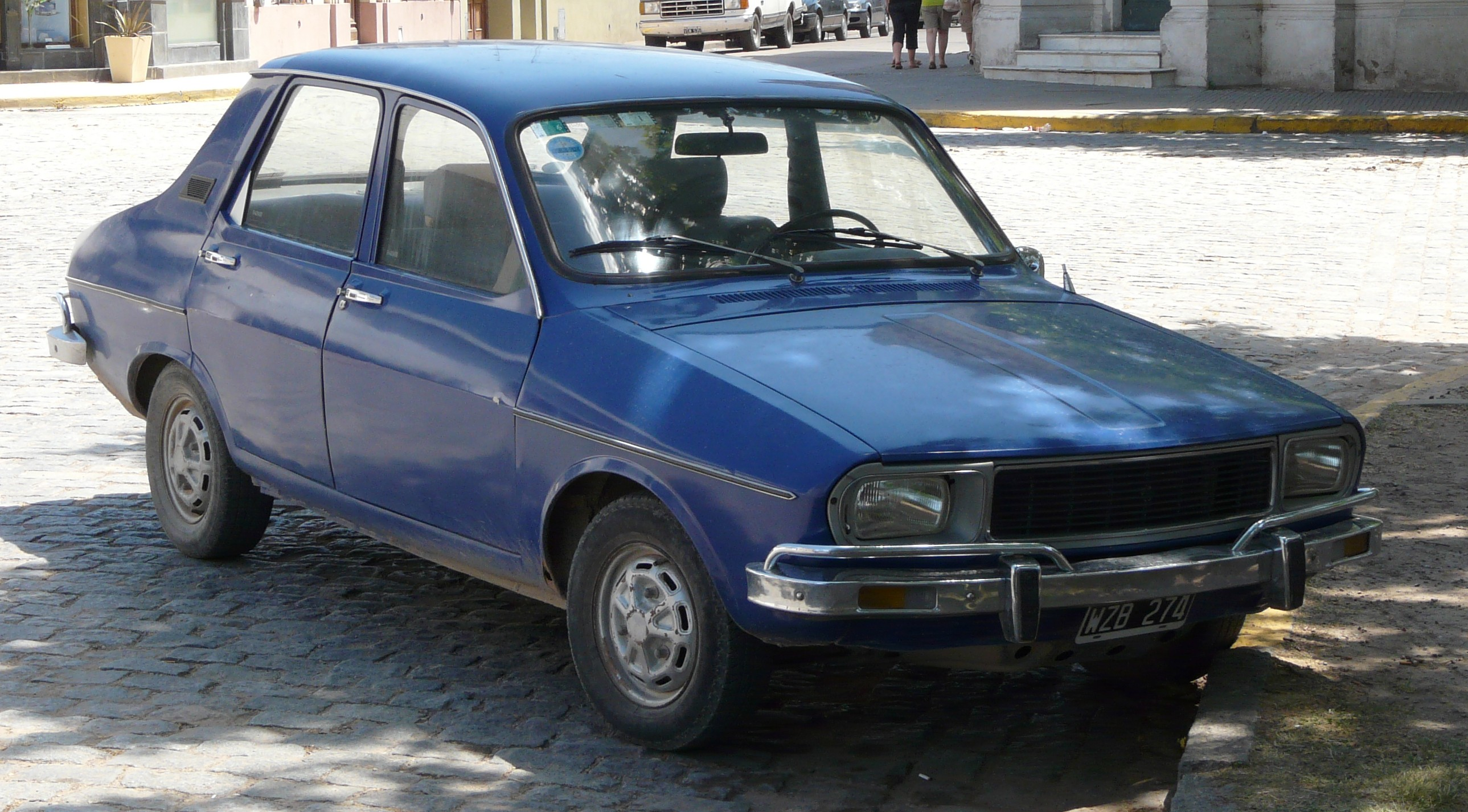 Renault 12 Argentina photos Wallpapers HD