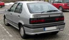 Renault 19 rear Desktop Backgrounds