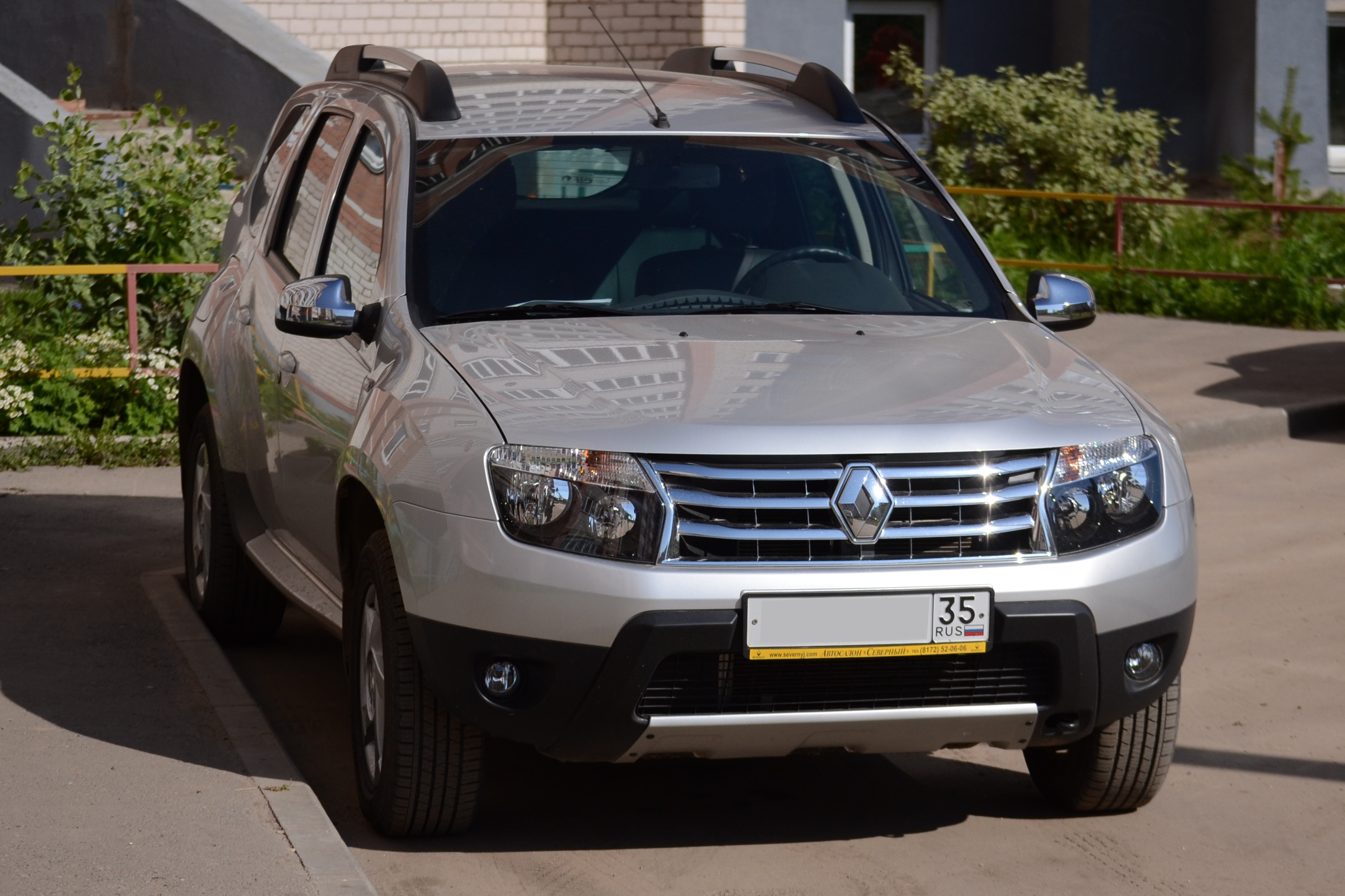 Renault Duster Image Wallpapers Download