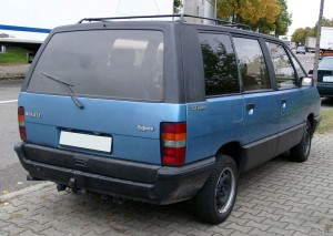 Renault Espace rear image Wallpapers Download