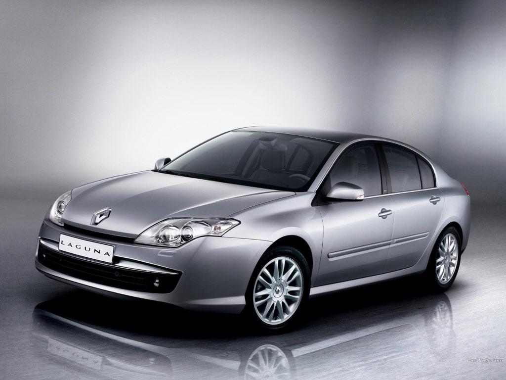 Renault Laguna duvar Desktop Backgrounds