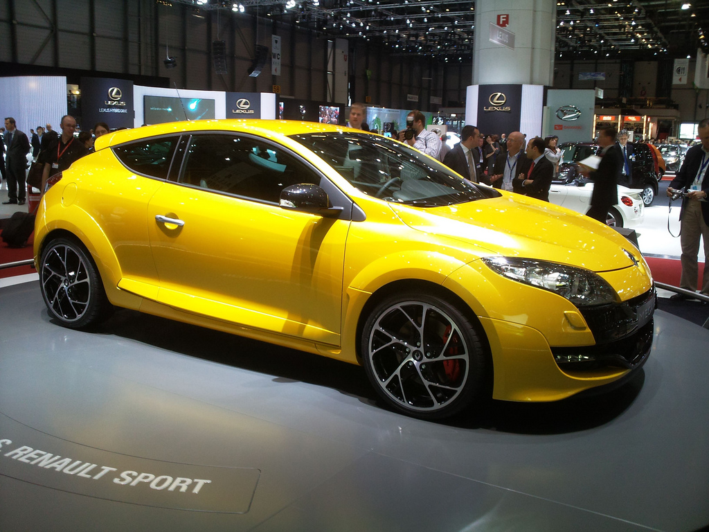 Renault Megane III RS Free Download Image Of