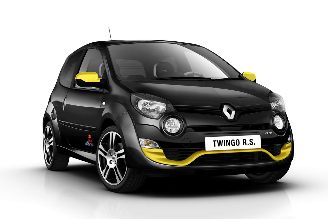 Renault Twingo RS Red Bull RB7 photos Image Wallpapers Download Wallpaper