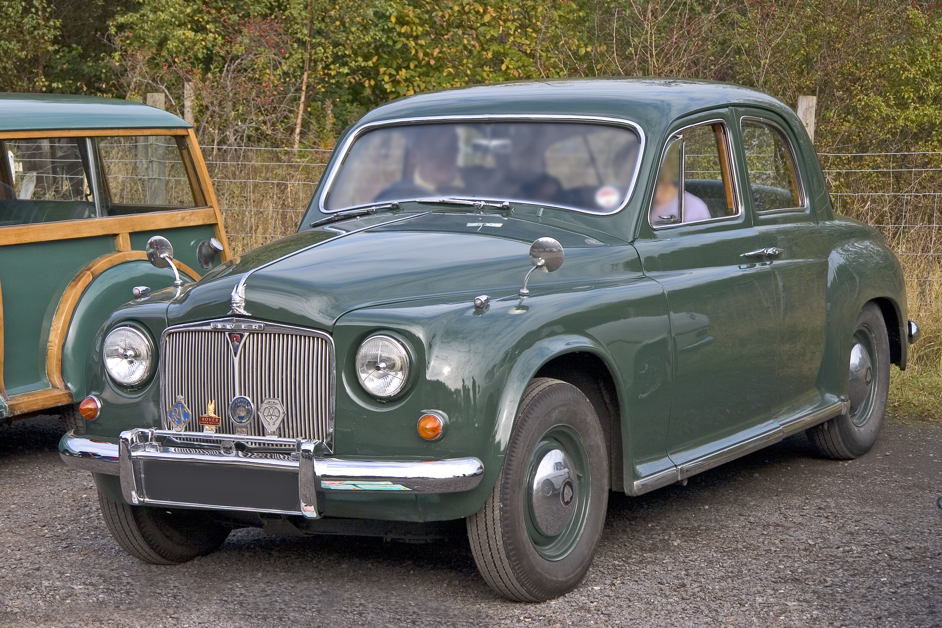 Rover 1075 MkII front Gallery Wallpapers HD