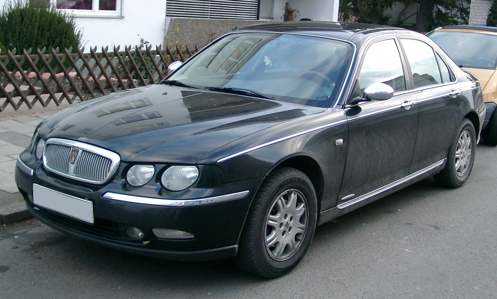 Beschrijving Rover 75 front Gallery Wallpapers HD