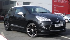 Used Citroen DS3 Dstyle Plus 1.6 3d Hatchback Petrol in Keighley West Free Download Image