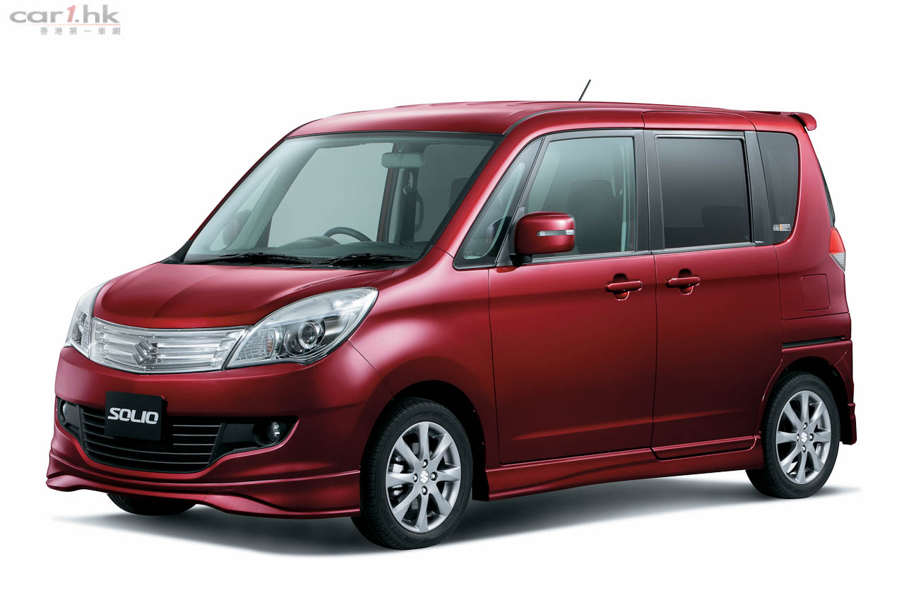 Suzuki Solio  Wallpapers Desktop Download