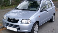 Suzuki Alto front Wallpapers Desktop Download