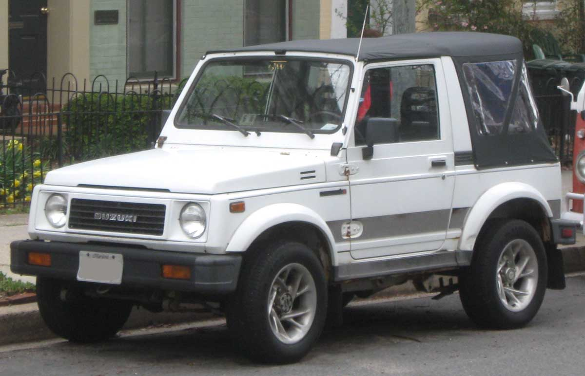Suzuki Samurai photos Wallpapers Download