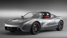 TAG Heuer Tesla Motors Roadster Wallpapers HD