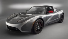 Tesla and TAG Heuer Team up To Create Roadster Wallpapers HD