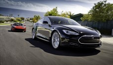 Tesla Model S black Car Images Wallpapers HD