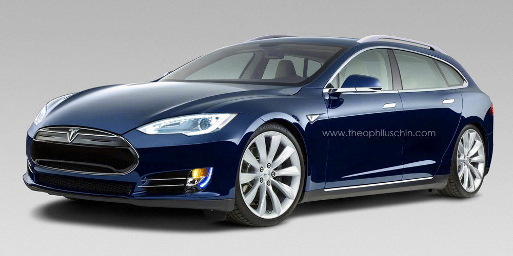 Tesla Model S Station picture High Resolution Wallpaper Free
