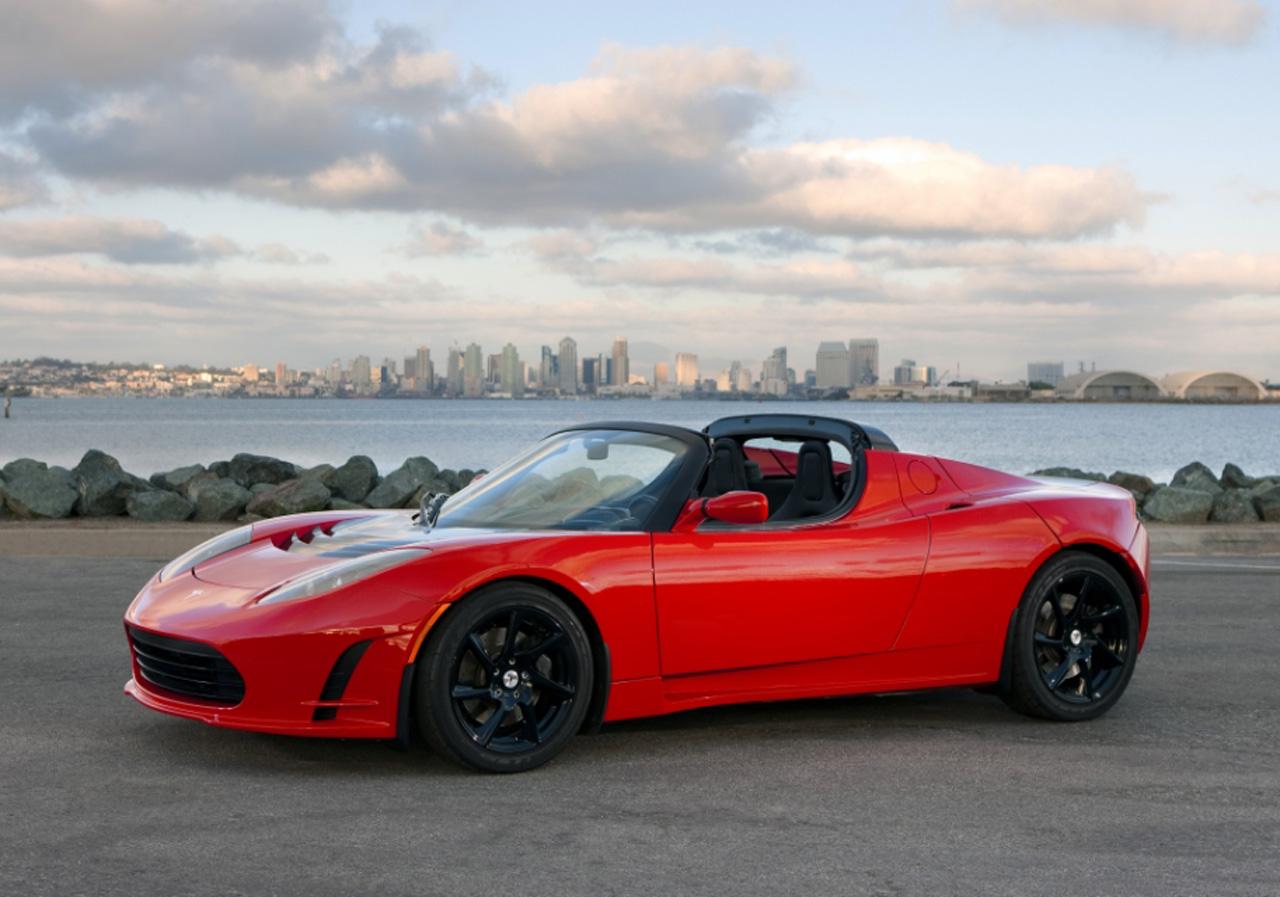 Tesla Roadster Recall  Free Download Image Of