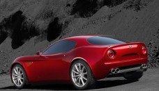 Alfa Romeo 8c competizione has a long history of sports cars with this inward flow High Resolution Image Download