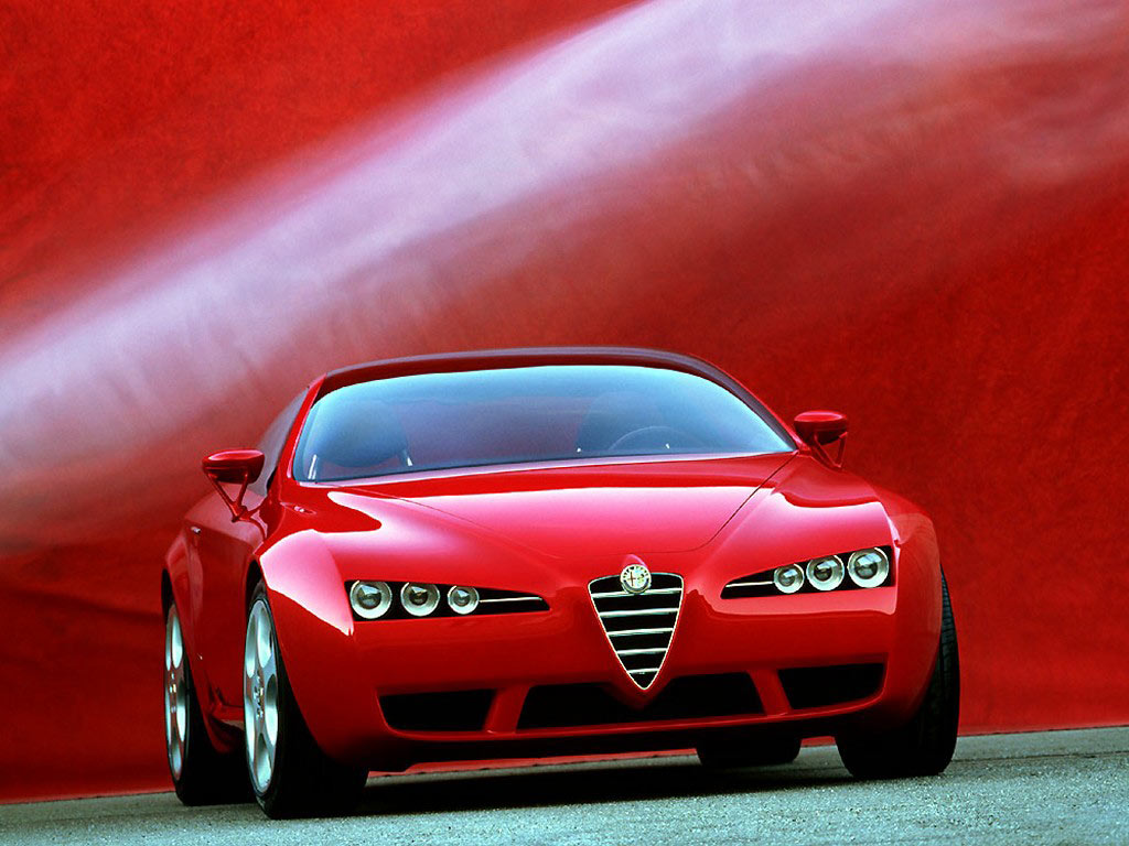 alfa romeo brera cabriolet Wallpapers Backgrounds