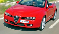 alfa romeo spider Wallpapers Backgrounds