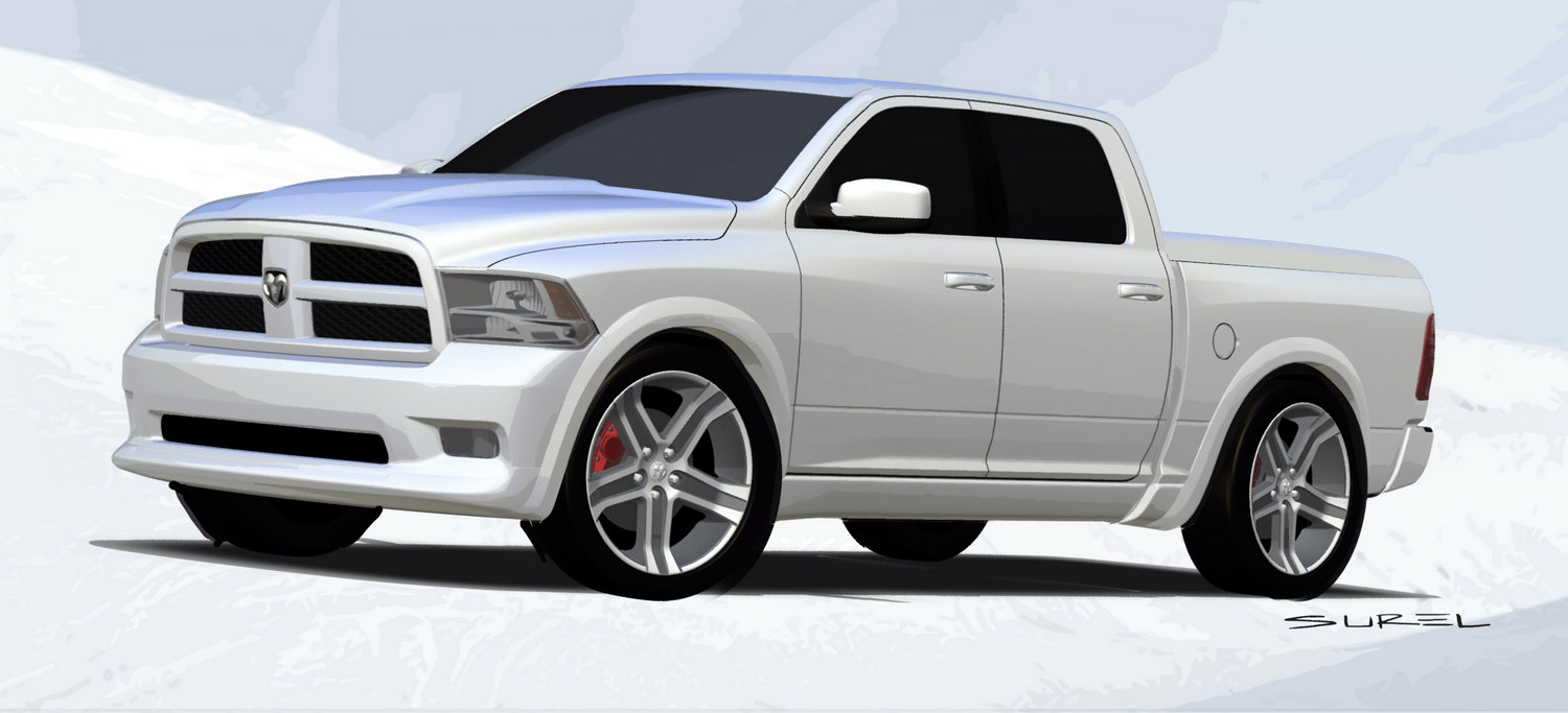 Dodge Ram 1500 Silver High Resolution Image Wallpapers HD Wallpaper