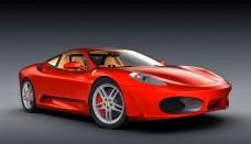 Ferrari F430 3D model Wallpaper For Iphone