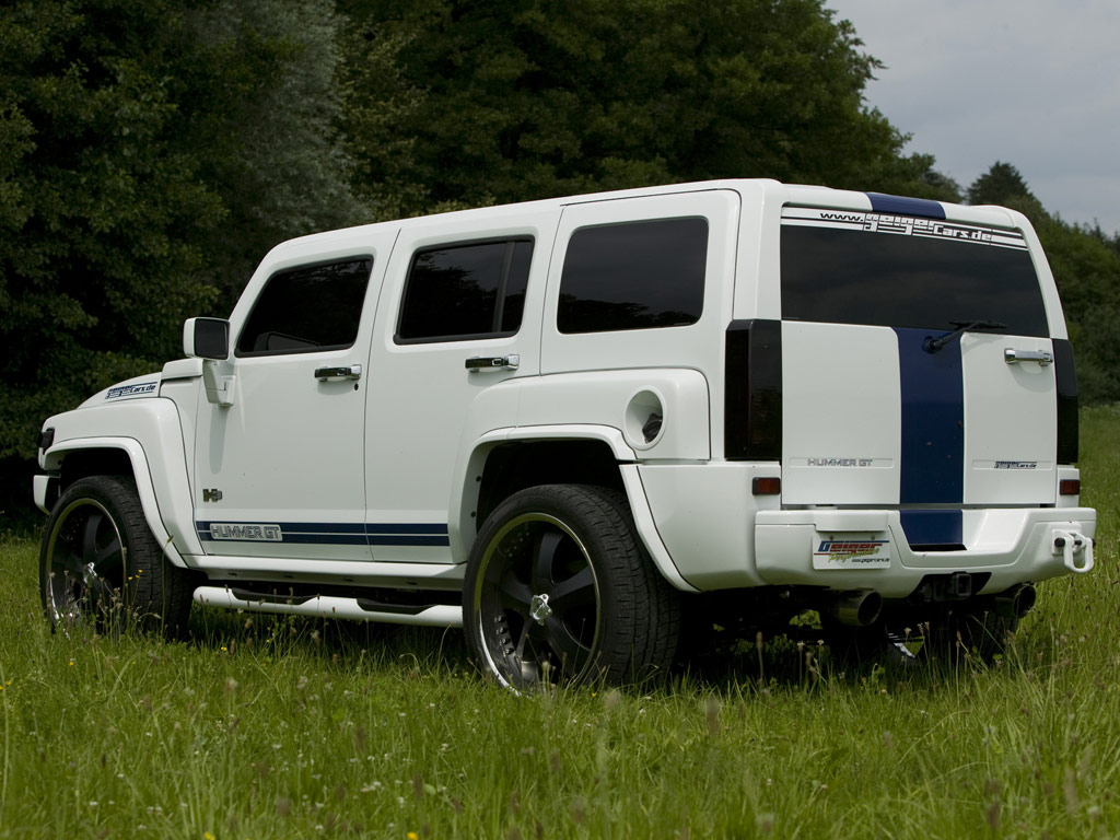 Geigercars Hummer H3 GT Wallpaper For Free Download