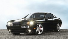 H&R Dodge Challenger High Resolution Image Wallpapers Download