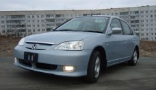 Used Honda Civic Hybrid High Resolution Wallpaper Free