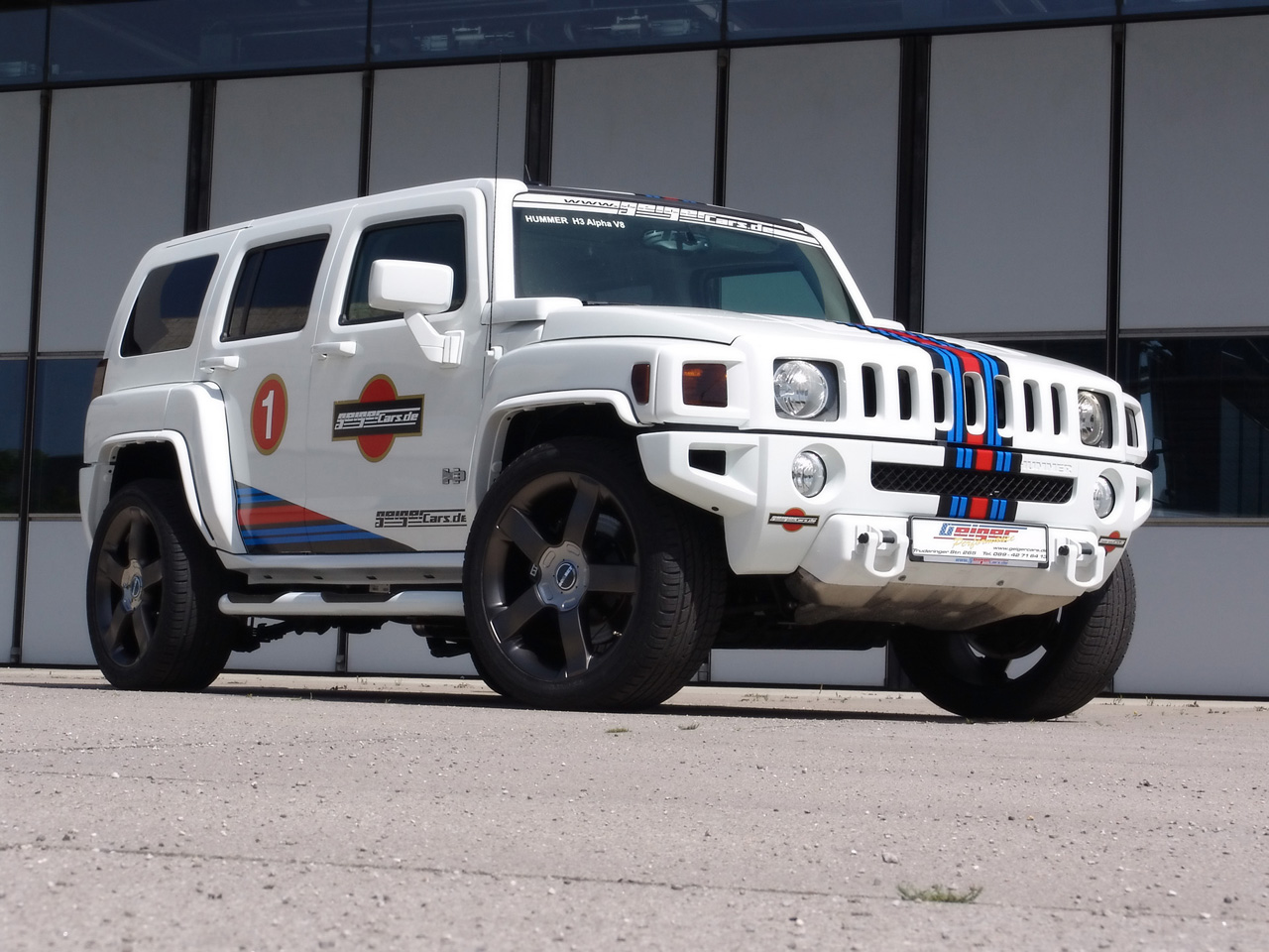 Hummer H3 Screensavers For Windows