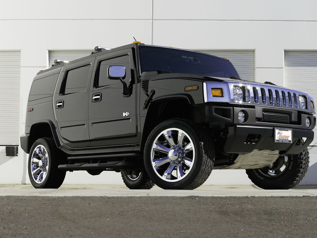 Hummer H3 Wallpaper HD 1080p