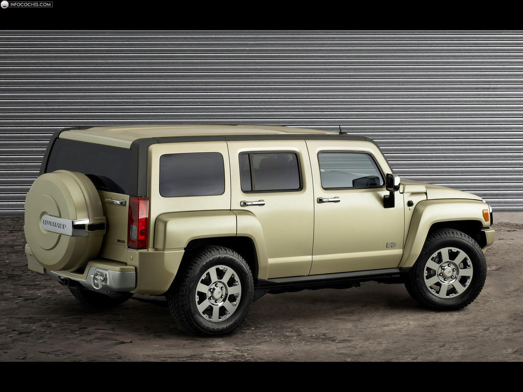 Hummer H3 E85 Wallpaper HD For Android