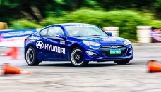 Competed at Hyundai Lateral Drift Round rock Wallpapers Download