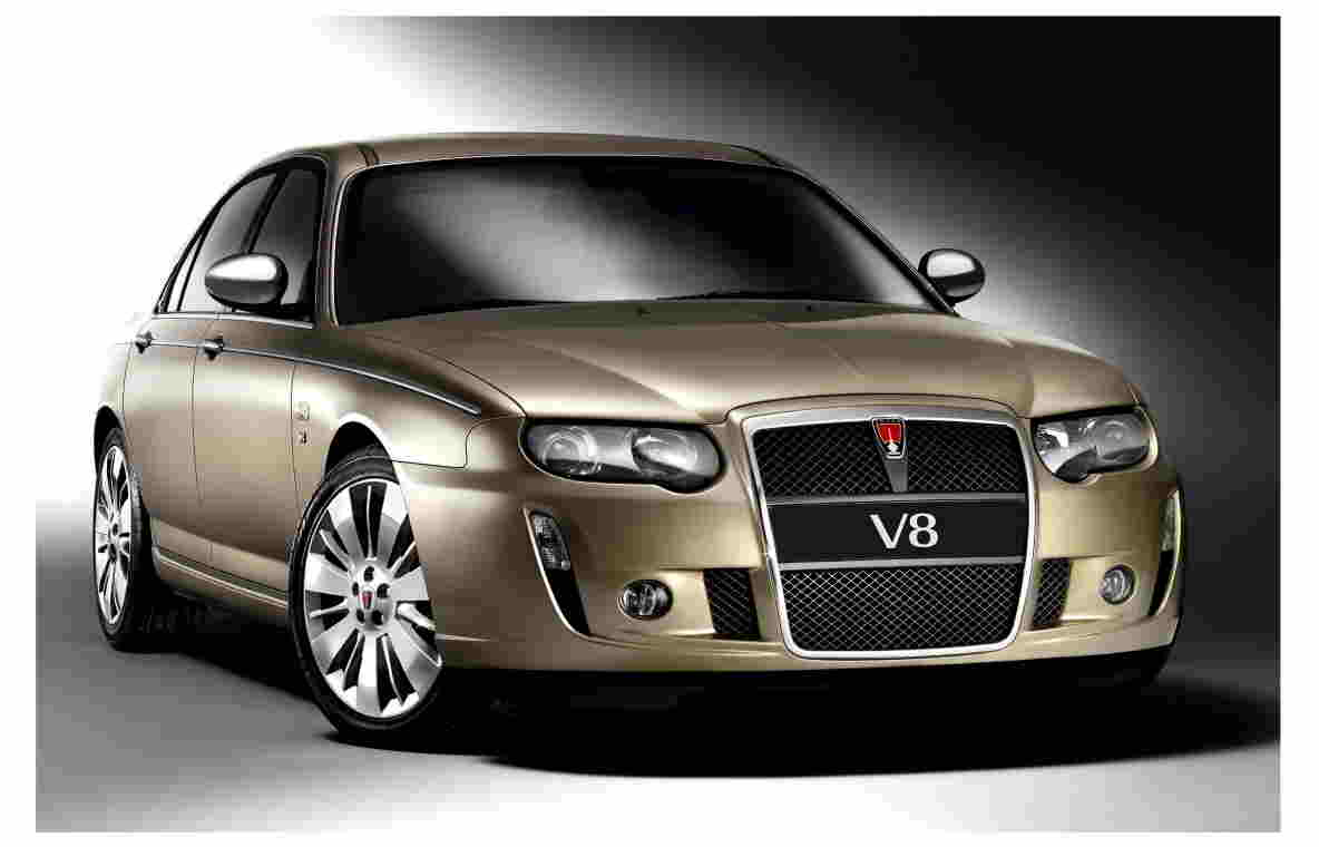 Rover 75 V8 Wallpapers HD
