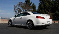 infiniti g37 convertible white Wallpaper For Desktop