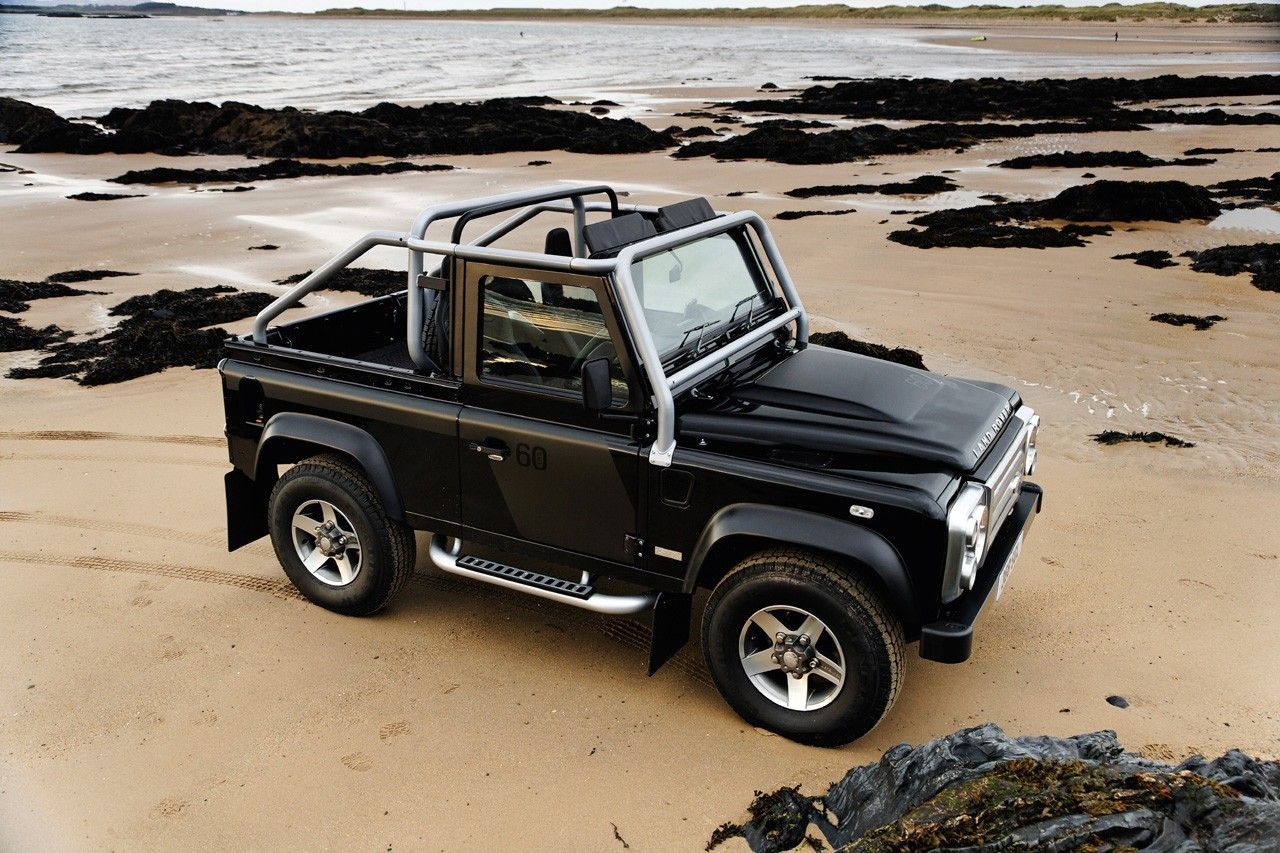 and rover defender convertible special edition Desktop Backgrounds
