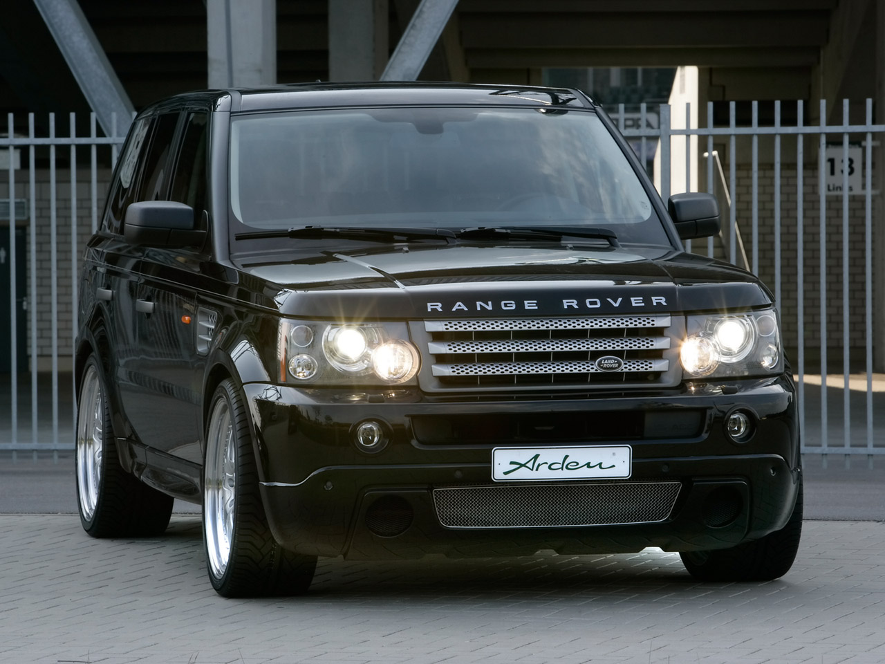 range rover sport car specifications brand model Wallpapers Download