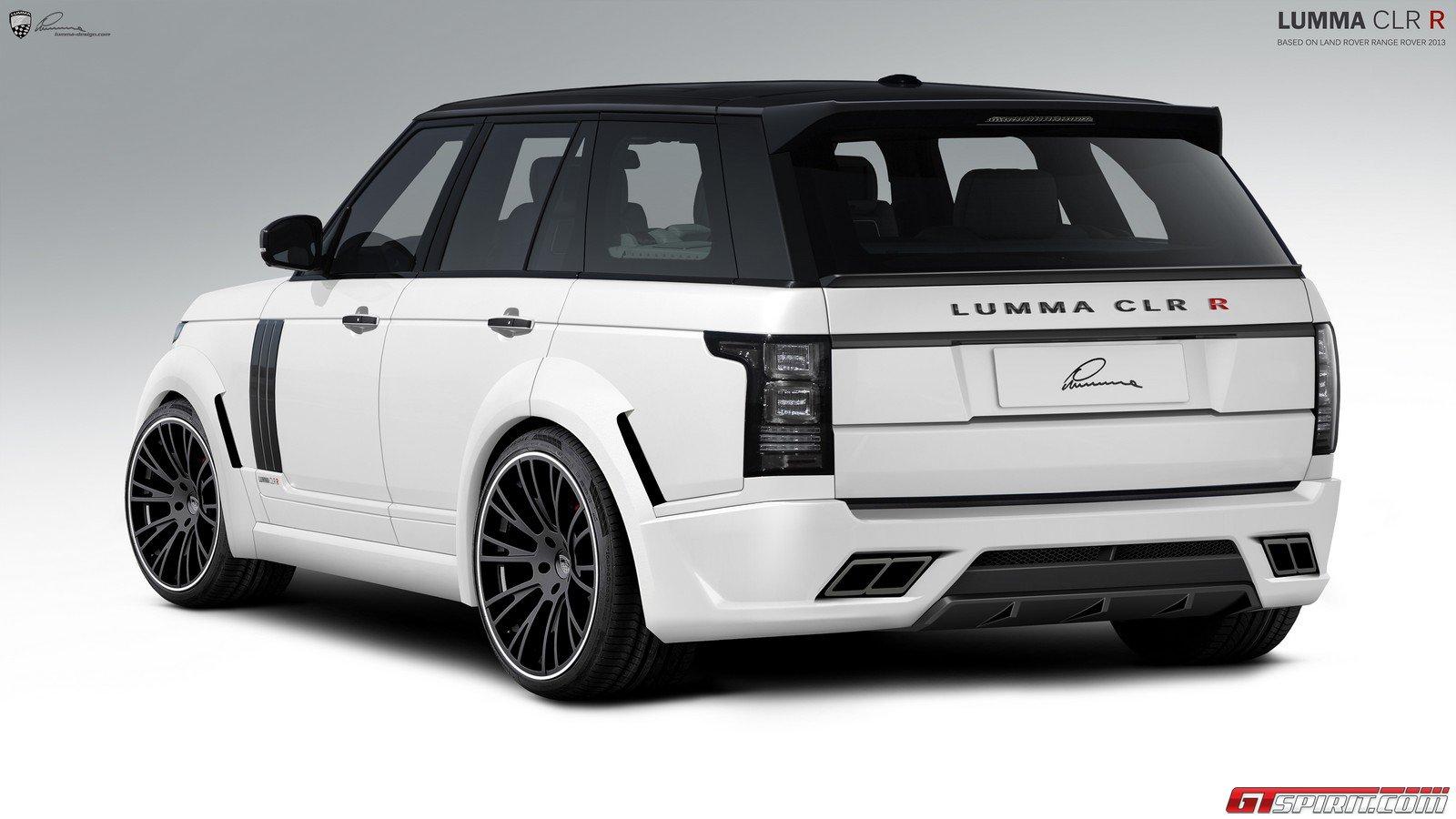 Lumma Design Range Rover CLR R Car Pictures Wallpapers Backgrounds