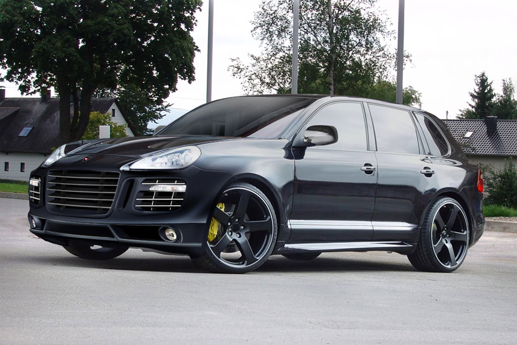 mansory porsche cayenne-955 Wallpapers Desktop Download