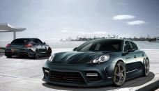 Mansory Porsche Panamera exclusive Wallpaper Backgrounds