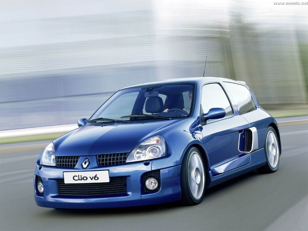 Renault Clio Sport Wallpaper Backgrounds