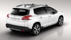 All New Peugeot back side SPOILER Car photos Desktop Backgrounds