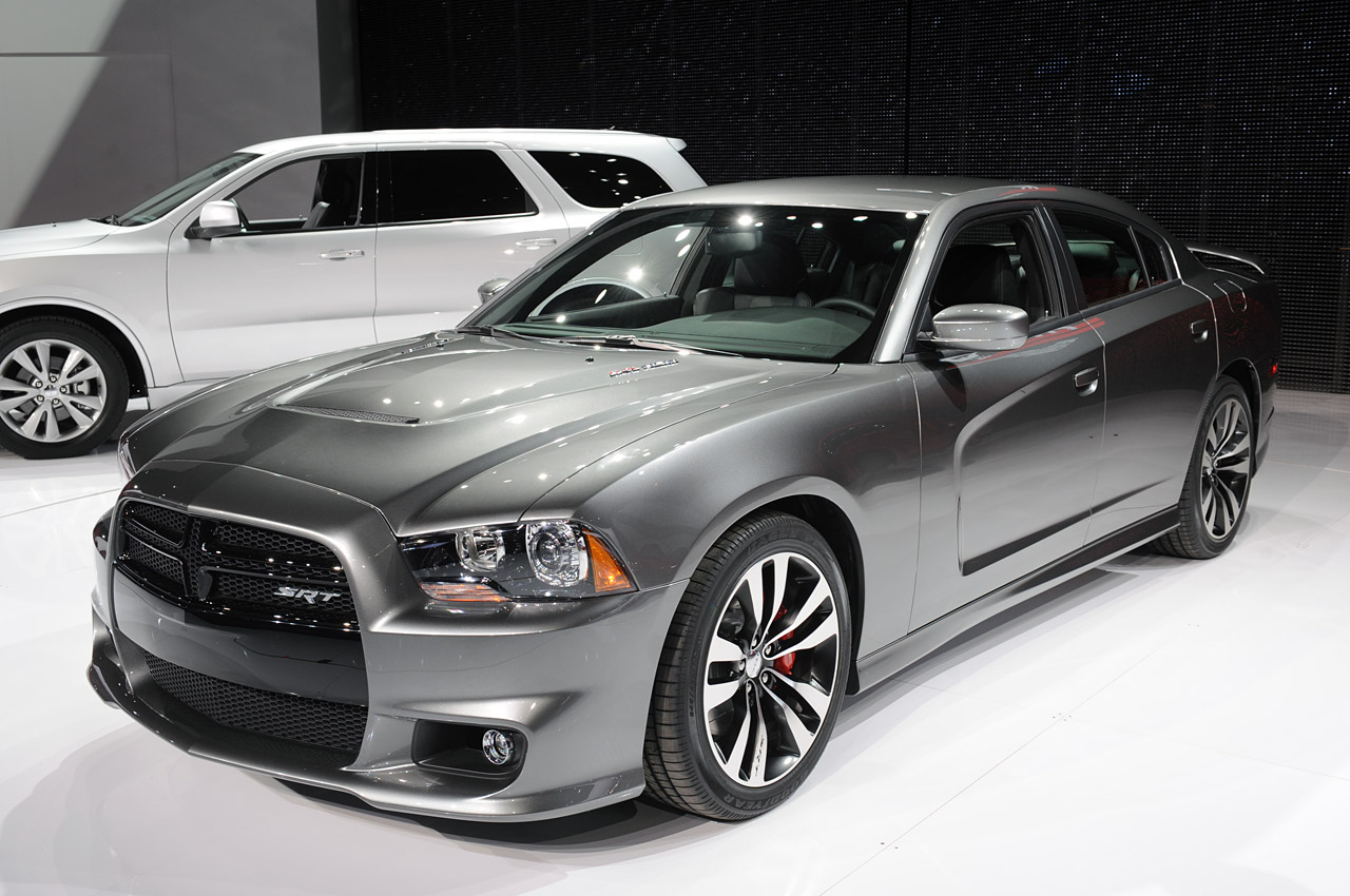 New Dodge Charger V8 HEMI Wallpaper HD Download