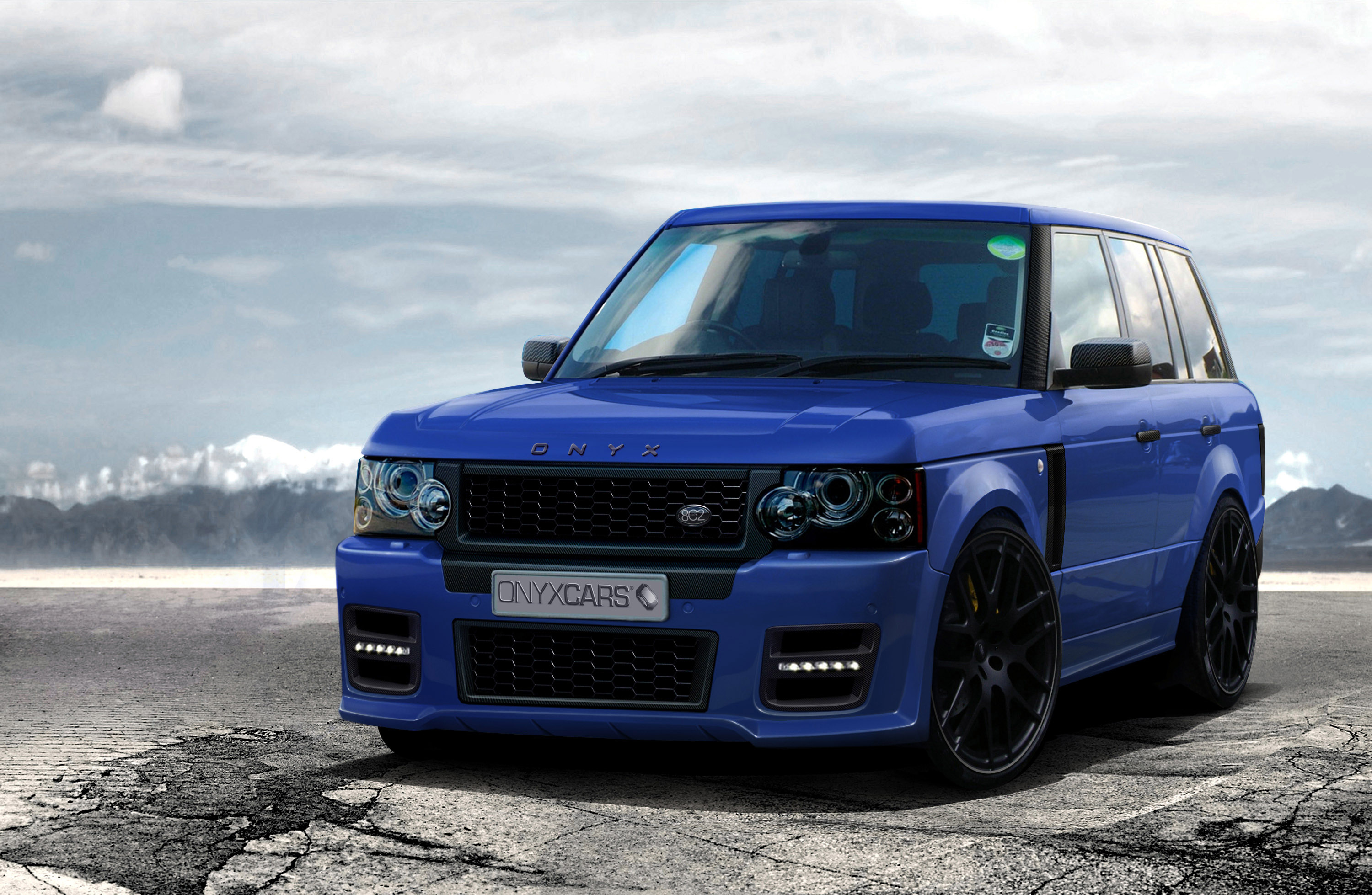 ONYX Range Rover Voque Platinum V Car Pictures Wallpapers Backgrounds