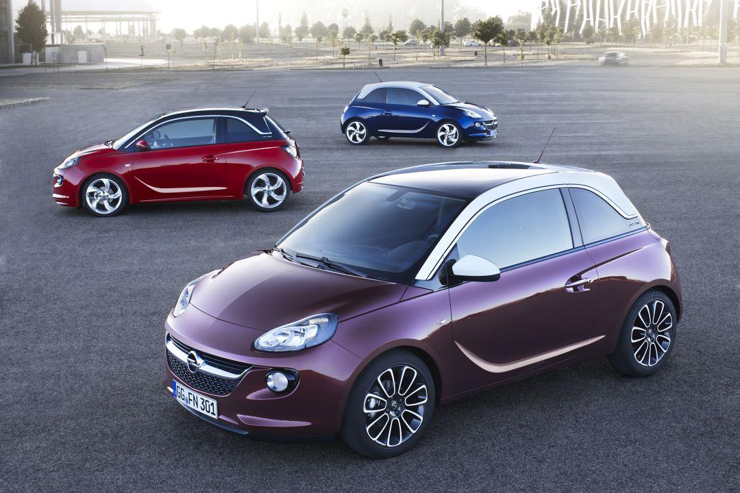 Opel Adam Desktop Backgrounds